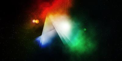 космический свет