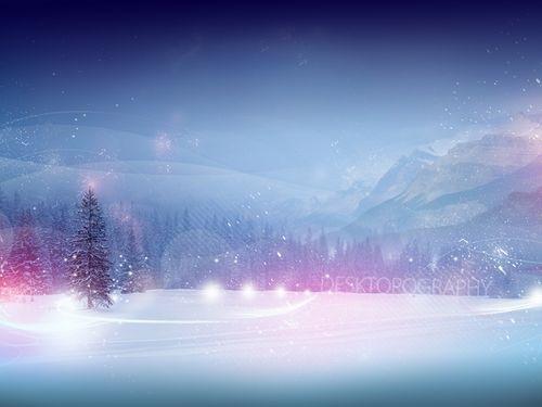 блеск зимы