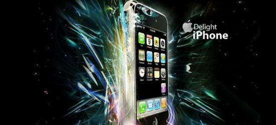 iPhone .psd пак