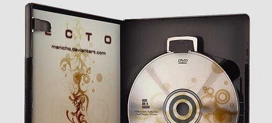 DVD упаковка+арт