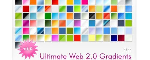 130 Веб 2.0 градиентов