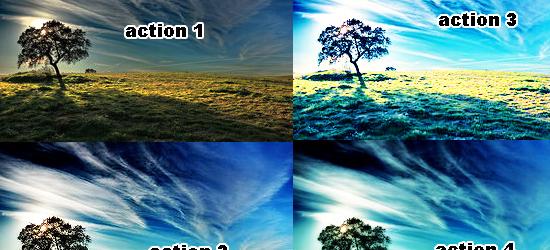 Набор изображений