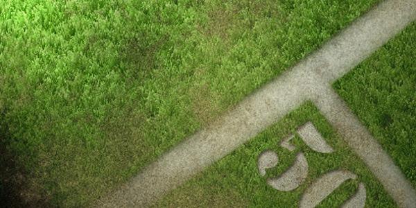 Создайте отличную текстуру травы в фотошопе