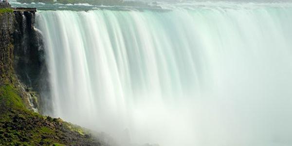 Сделайте водопады шелковыми и гладкими