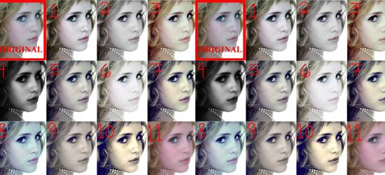 Цветные экшкны для фотошопа