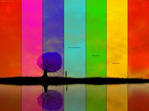 спектральная природа