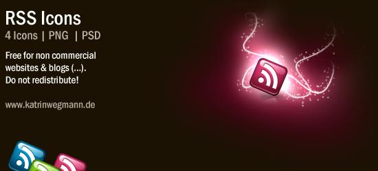 RSS иконки