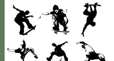 Скейтбордеры