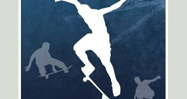 Коллекция скейтеров