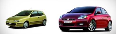 Автомобиль Fiat Bravo