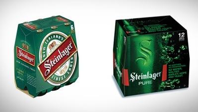 Пиво Steinlager