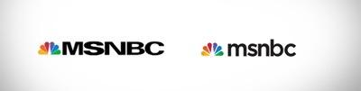 Логотип MSNBC