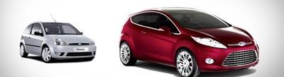 Автомобили Ford Fiesta