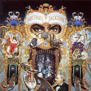 обложка альбома Джексона