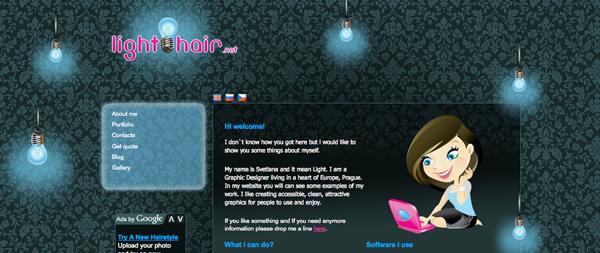 цветущие фон сайта