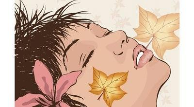 Почувствуй падшие листья