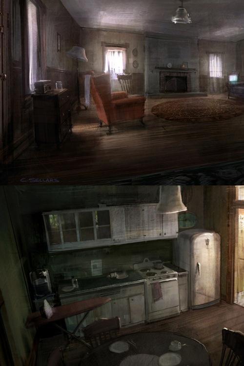 дом в цифровом исполнении