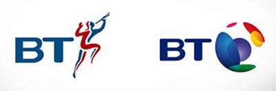 Логотип British Telecom