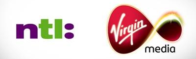 Логотип Virgin Media