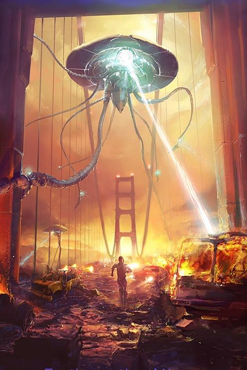нашествие инопланетян