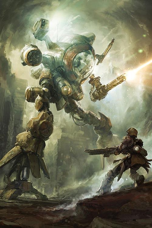 роботы-войны