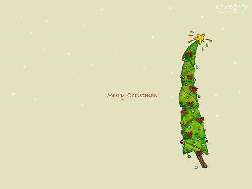 Рождественская заставка