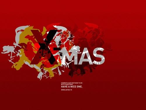 Рождественские ковбои