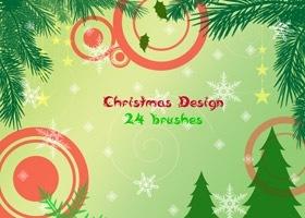 новогодний дизайн