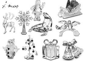 кристальные миниатюры