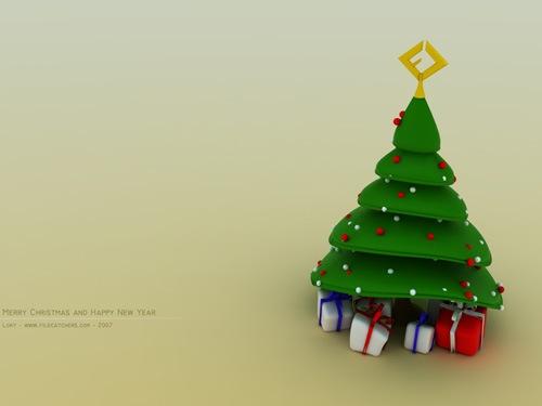 Зеленое рождество