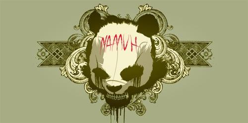 панда-монстр