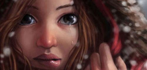 Зимние слезы