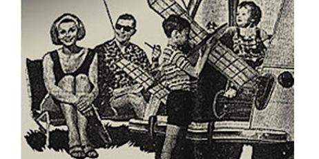 Газетные объявления из 60-ых