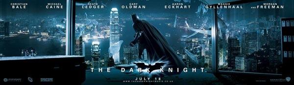постер к кинофильму теный рыцарь