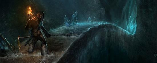 Арктические пещеры