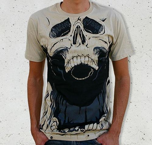 футболки с иллюстрациями