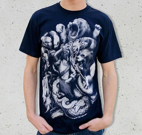 красивые футболки