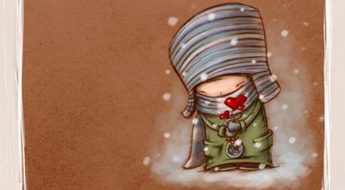 холодная любовь