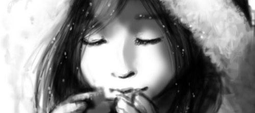Зимний шоколад