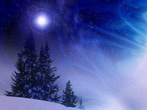 блеск новогодней ночи