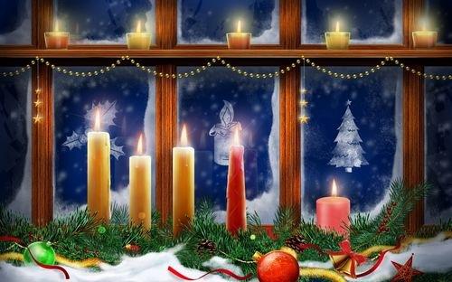 бесплатные новогодние обои для монитора