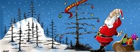 новогодние-открытки