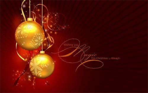 Обои-Волшебное-Рождество
