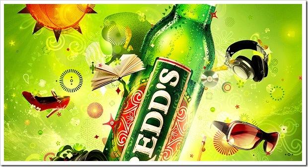 дизайн для пива