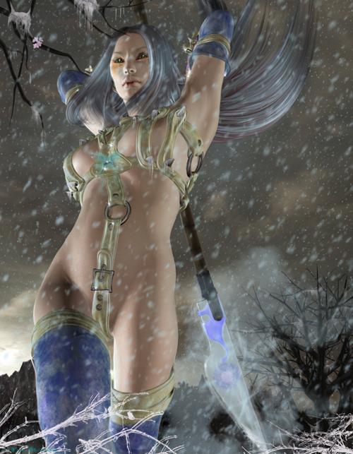 Снежная дева