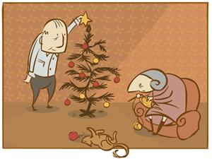 Небольшое старое Рождество