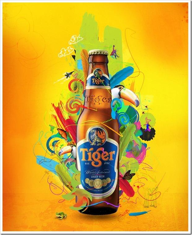 tiger-пиво
