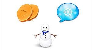 иконки День перед Рождеством