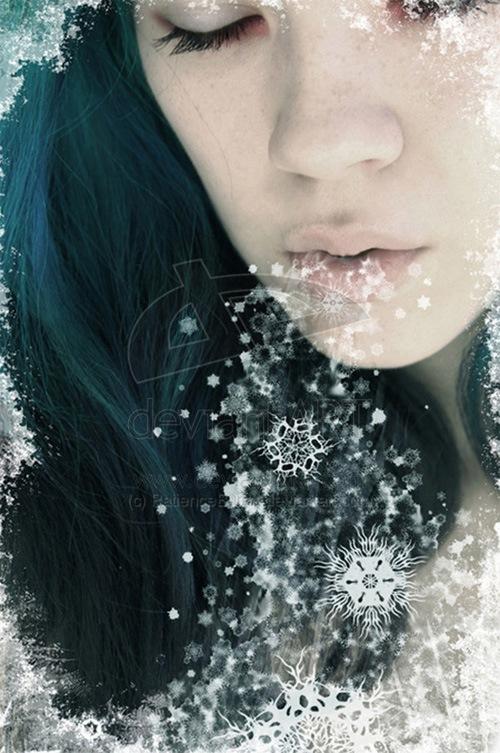 Зимняя принцесса