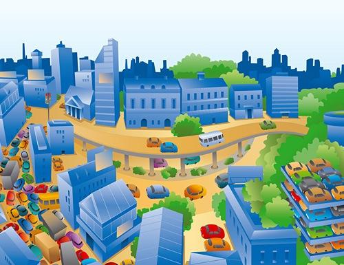 Зеленпарк — город